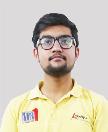Abhinav-99.8949917 - Lakshya Institute